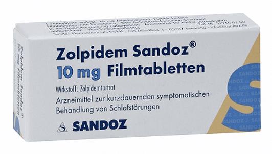 Zolpidem 10 mg